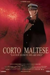 Corto Maltese: La cour secrète des Arcanes