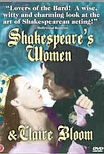 Shakespeare's Women & Claire Bloom