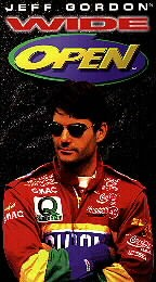 Jeff Gordon: Wide Open