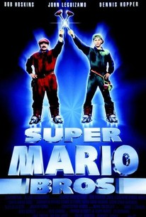 Super Mario Bros  (1993) - Rotten Tomatoes