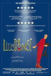 The Illusionist (L'illusionniste) (2010)