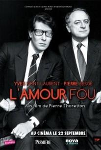Yves Saint Laurent - L'amour fou