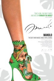 Manolo, The Boy Who Made Shoes For Lizards