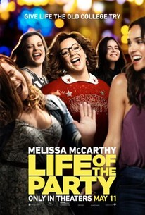 Life of the Party (2018) - Rotten Tomatoes