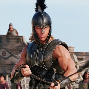 troy movie review summary