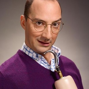 """Tony Hale as Byron """"Buster"""" Bluth"""