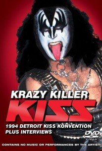 KISS: Krazy Killer - 1994 Detroit Kiss Konvention Plus