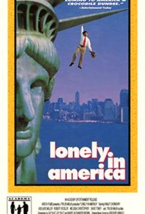 Lonely in America
