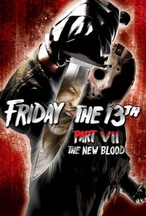 friday the 13th part vii the new blood 1988 rotten tomatoes