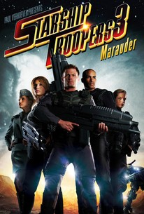 Starship Troopers 3 Marauder 2008 Rotten Tomatoes