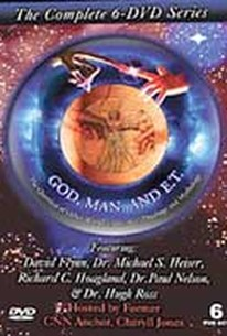 God, Man & E.T.: The Question of Other Worlds in Science, Theology and Mythology
