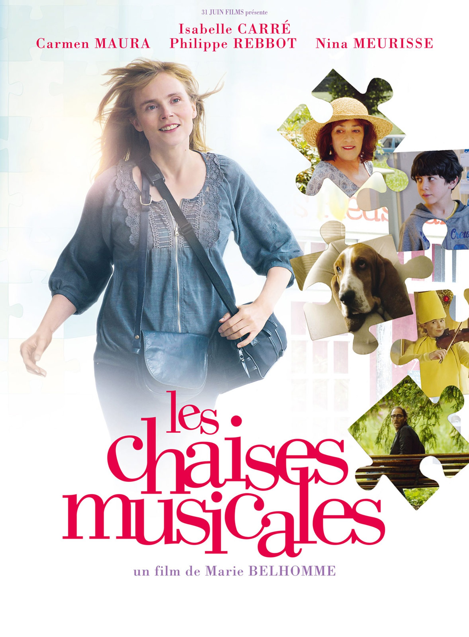 Musical Chairs (Les chaises musicales)