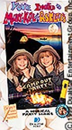 Mary-Kate & Ashley Olsen - You're Invited to Mary-Kate & Ashley's Camp Out Party