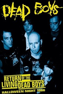 Dead Boys: Return of the Living Dead Boys: Halloween Night