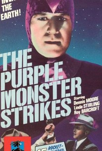 The Purple Monster Strikes