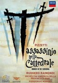 Pizzetti and Raimondi: Murder in the Cathedral