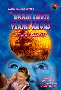 The Brain from Planet Arous