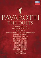 Luciano Pavarotti - The Duets