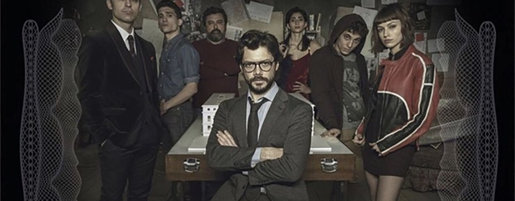 Money Heist - Rotten Tomatoes