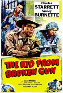 The Kid from Broken Gun