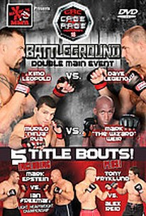 Maximum MMA: Cage Rage 18: Battleground