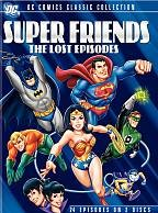 Superfriends - The Lost Episodes