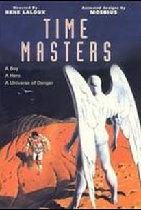 Time Masters (Les Maîtres du temps)