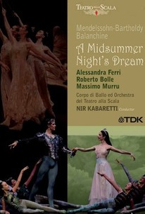 Mendelssohn: A Midsummer Night's Dream: Teatro alla Scala