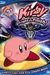 Kirby: Fright to the Finish - Movie