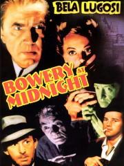 Bowery at Midnight