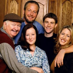 Daniel Stern, Jon Foster, Joely Fisher, Julia McIlvaine and Robert Prosky (clockwise from top)