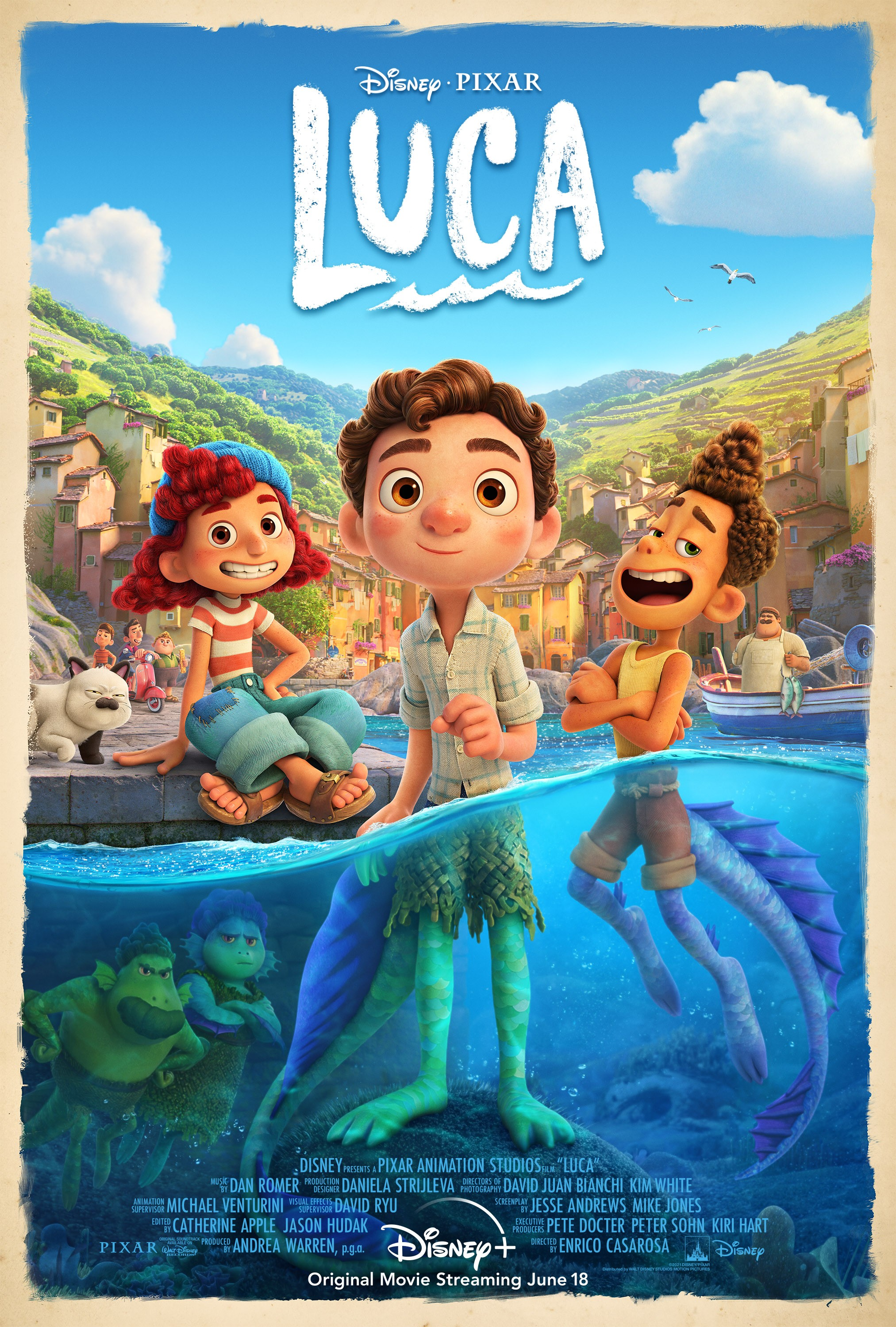 Luca (2021) - Rotten Tomatoes