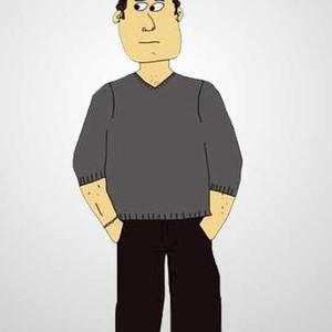 Rodney is voiced by Matt Johnson