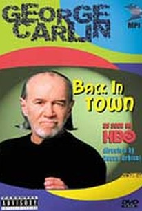 George Carlin - Back in Town