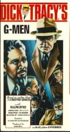 Dick Tracy's G-Men