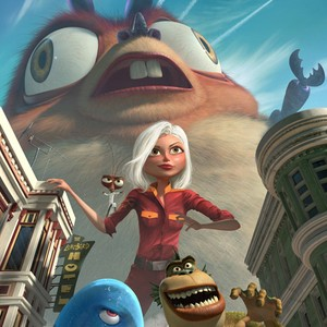Monsters vs Aliens 2009  Rotten Tomatoes