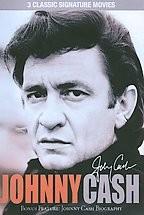 Johnny Cash - 3 Classic Signature Movies