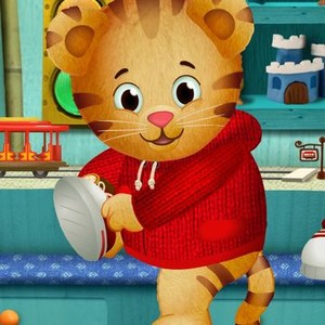 Daniel Tiger is voiced by Jake Beale