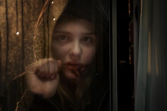 Chloë Grace Moretz as Abby in Let Me In (2010)