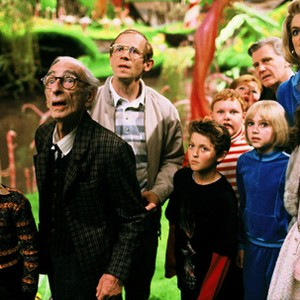 Charlie and the Chocolate Factory (2005) - Rotten Tomatoes