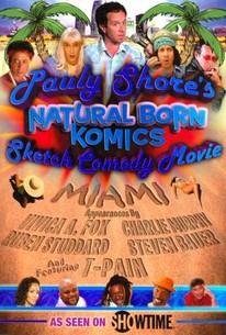 Pauly Shore's Natural Born Komics