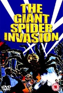 Giant Spider Invasion