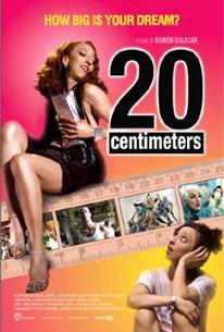 20 Centimeters (20 Centimetres) (20 centímetros)