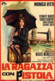 La Ragazza con la Pistola (Girl with a Pistol)