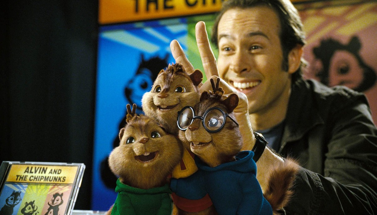 alvin and the chipmunks (2007) - rotten tomatoes