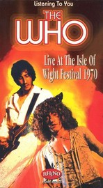 The Who: Live at the Isle of Wight Festival