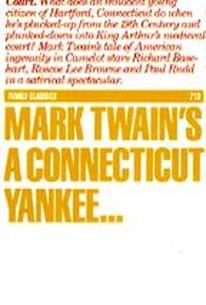 Mark Twain's A Connecticut Yankee