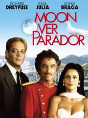 Moon over Parador