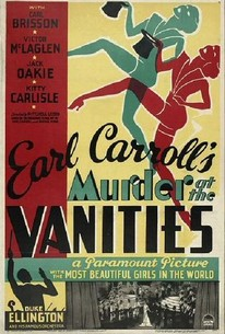 Murder at the Vanities