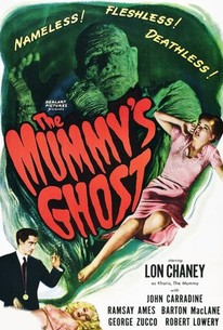 The Mummy's Ghost (1944) - Rotten Tomatoes